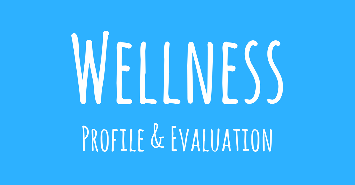 Herbalife Wellness Profile